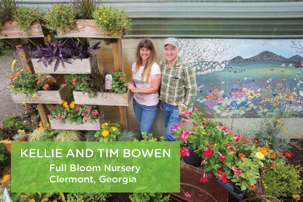 Kellie and Tim Bowen