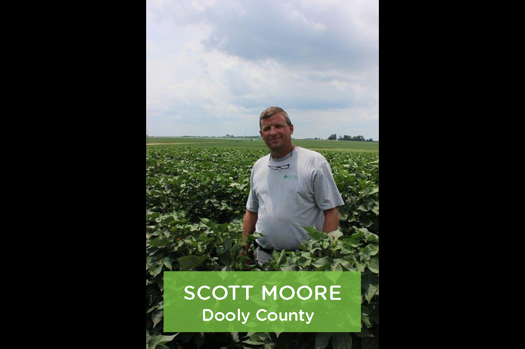 Scott Moore, Dooly County