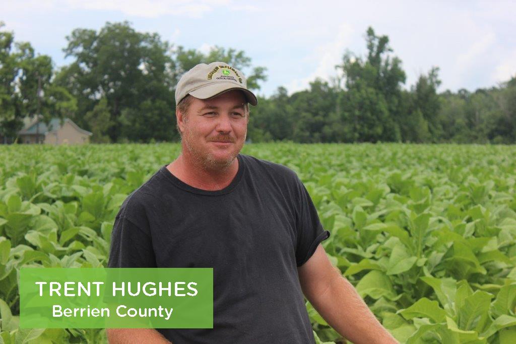 Trent Hughes, Berrien County