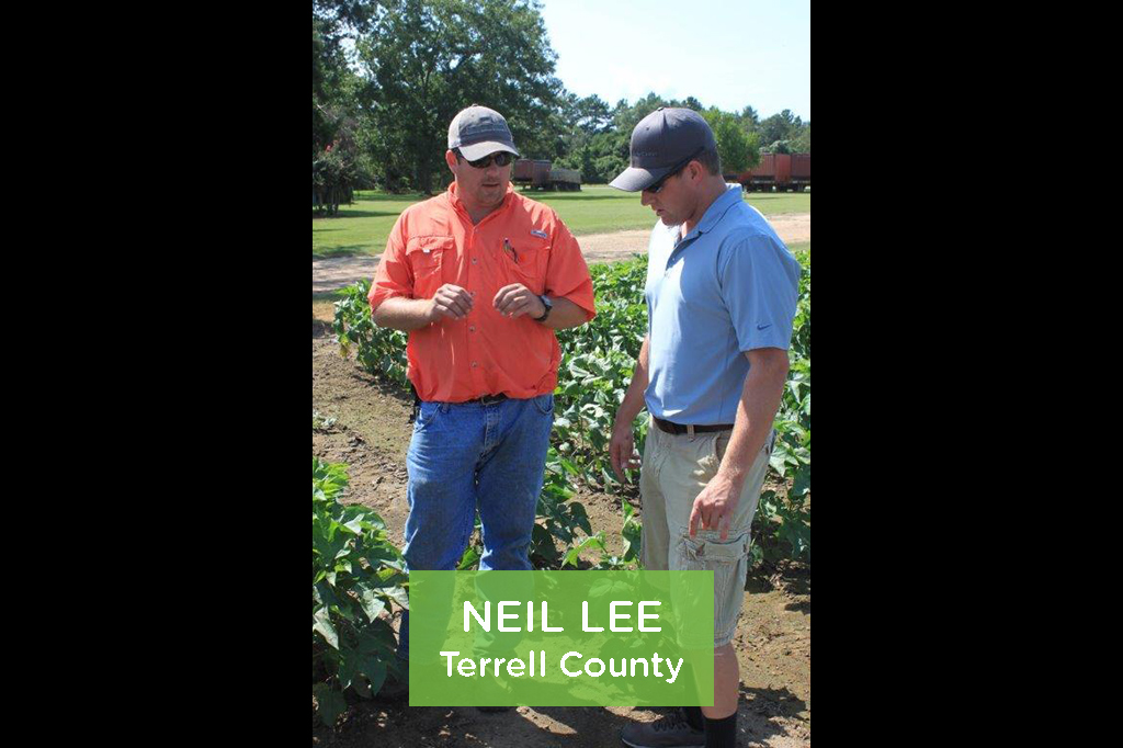 Neil Lee, Terrell County